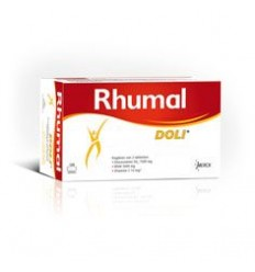 RHUMAL DOLI 120 TABLETTEN (MERCK)