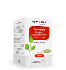 NEW CARE SPEC SCUTELLARIA COMPLEX 90 TABLETTEN (prnr)