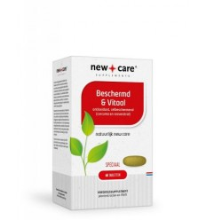 NEW CARE BESCHERM & VITAAL 60TABLETTEN