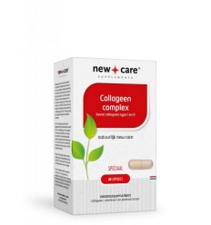 NEW CARE COLLAGEEN COMPLEX 60CAPSULLES