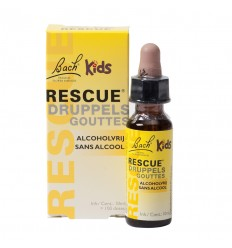 BACH RESCUE DRUPPELS 10ML KIDS