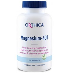 ORTHICA MAGNESIUM-400 120 TABLETTEN