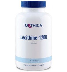 ORTHICA LECITHINE-1200 90 SOFTGELS