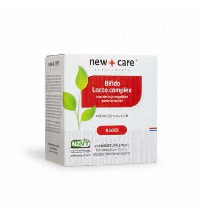NEW CARE BIFIDO LACTO COMPLEX 10 ZAKJES (VS) (prnr)