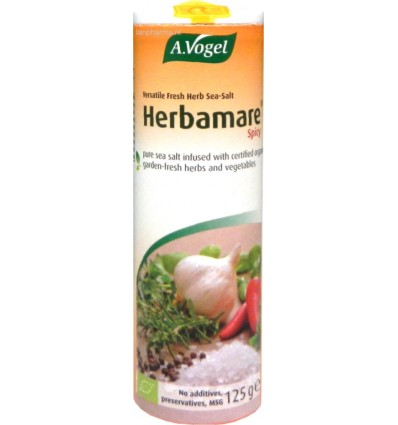 VOGEL HERBMARE SPICY 125 GRAM