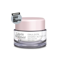 LOUIS WIDMER EMULSION HYDRO-ACTIVE UV30 ZONDER PARFUM 50ML (prnr)