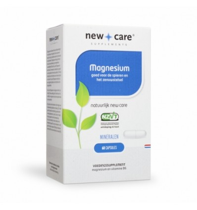NEW CARE MAGNESIUM 60 CAPSULES (prnr)