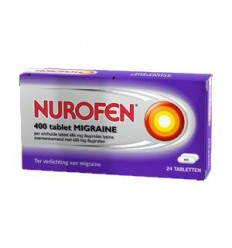 NUROFEN 400MG MIGRAINE 24 TABLETTEN (GM) (prnr)