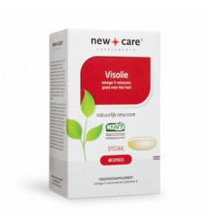NEW CARE VISOLIE OMEGA-3, 60 CAPSULES (VS) (prnr)