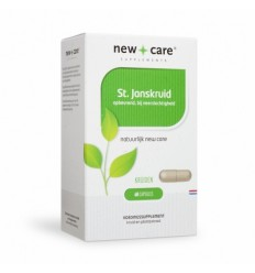 NEW CARE ST.JANSKRUID 60 CAPSULES