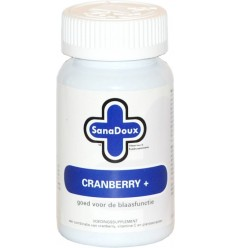 SANADOUX CRANBERRY+ 60 TABLETTEN (VS) (prnr)