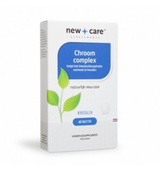 NEW CARE CHROOM 60 TABLETTEN (prnr)